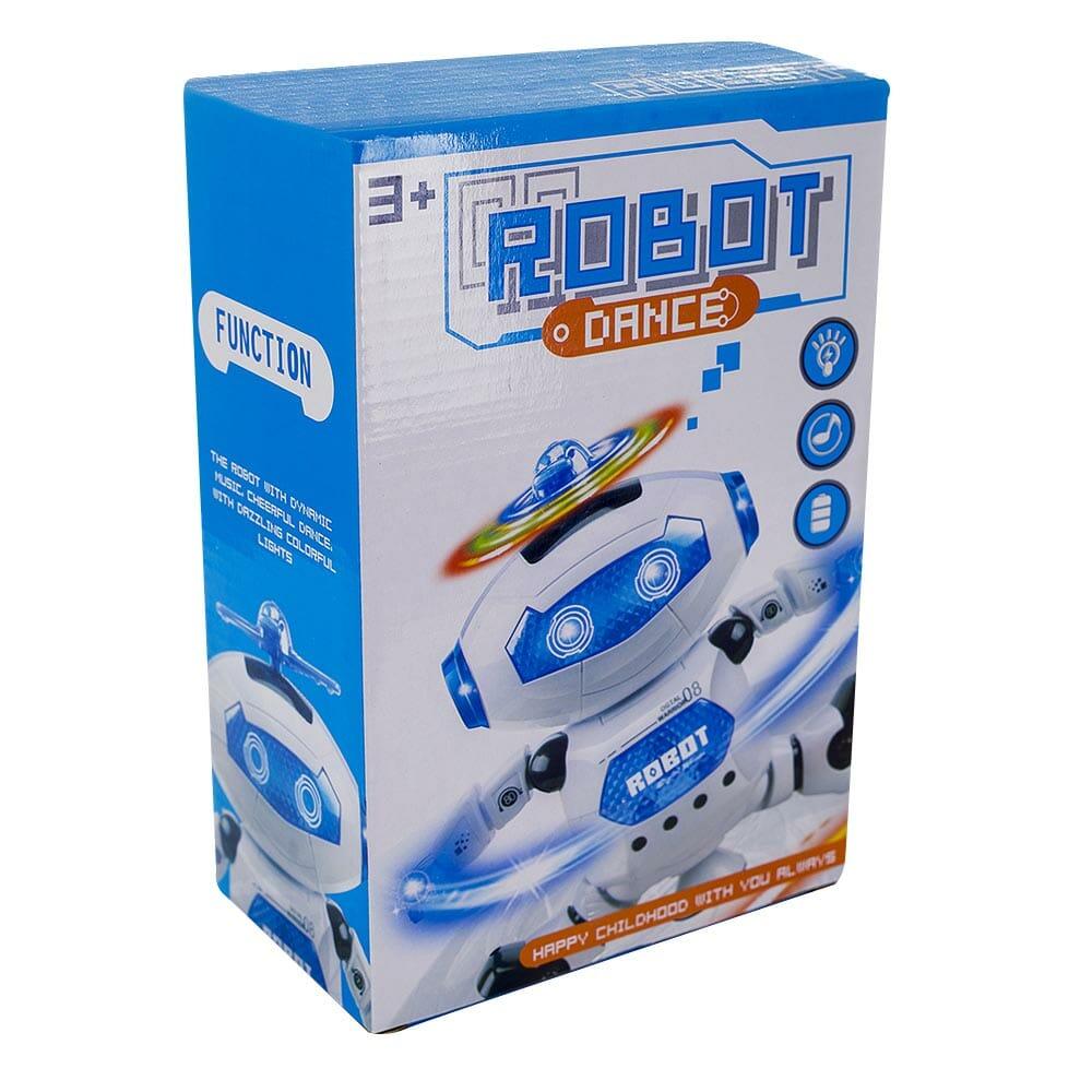Robot bailarin / robot dance 008-1