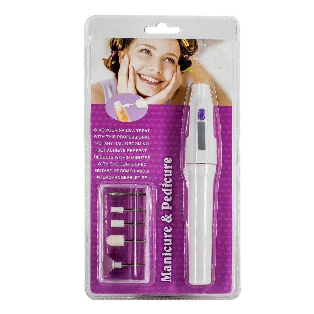 Esmeril para uñas / manicure y pedicure / 110199