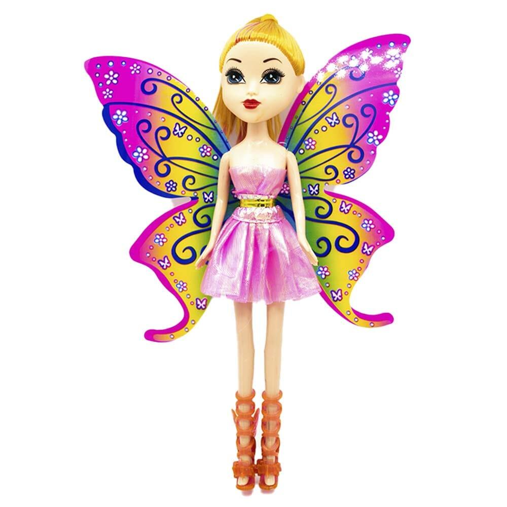 Toys muñeca c/alas 1506