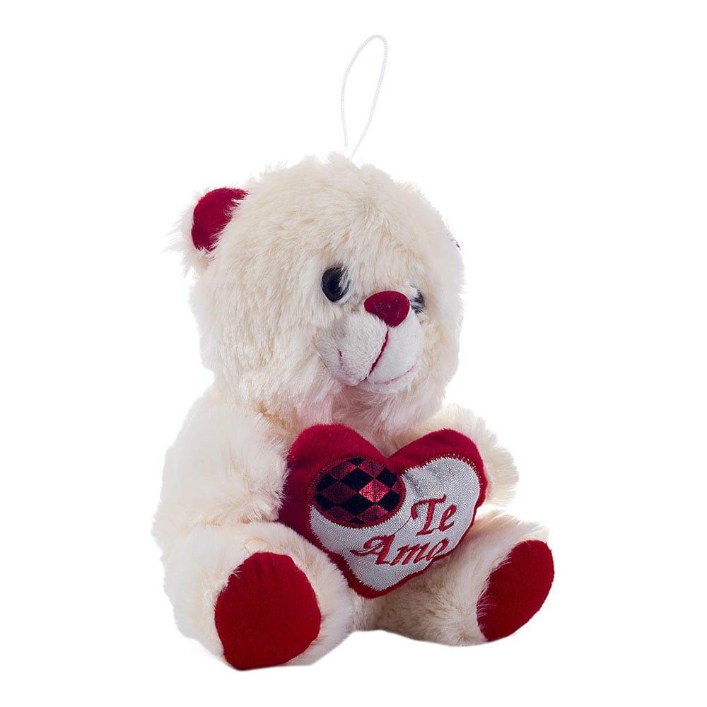Peluche oso corazon 1552-22