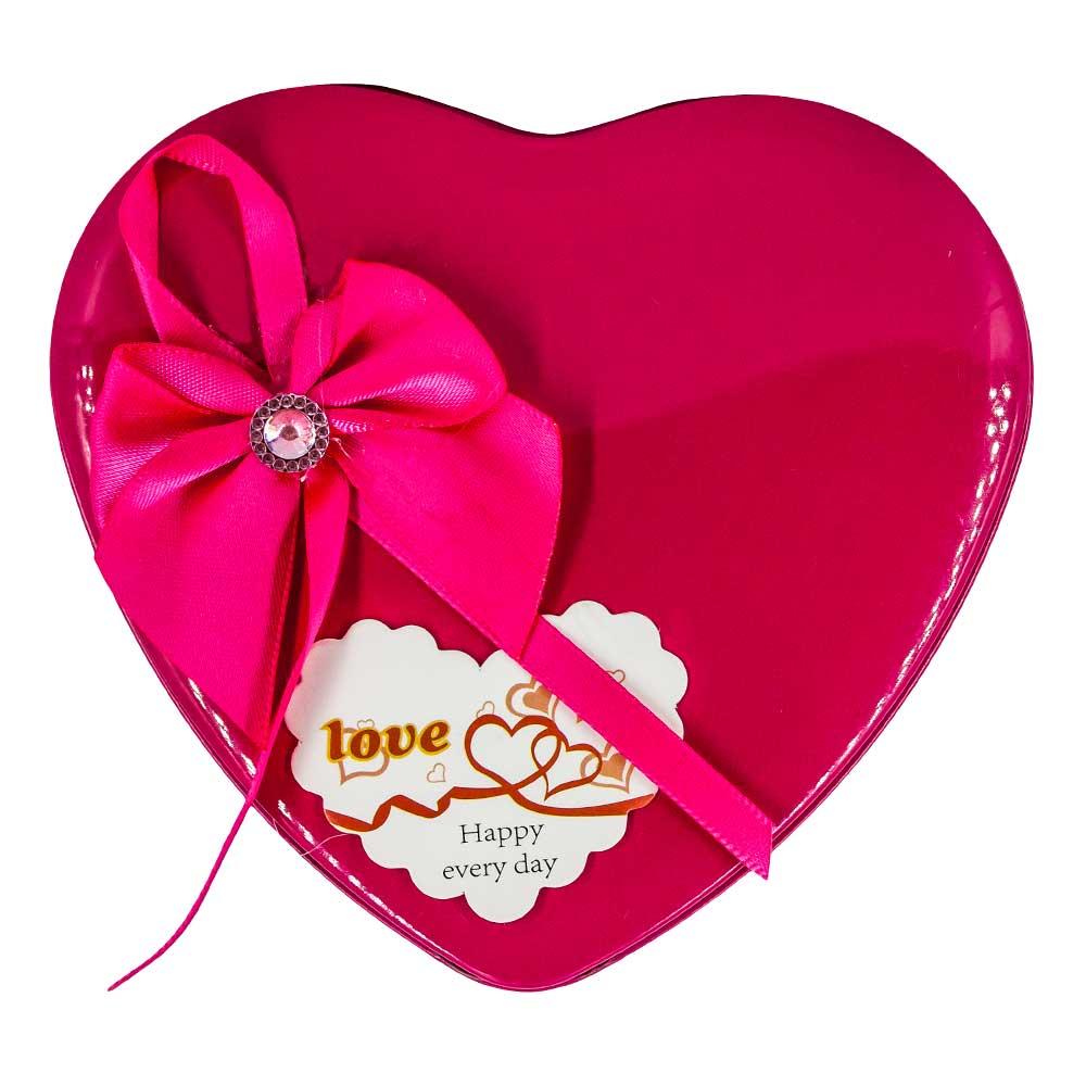 Estuche de corazon happy every day 1688-25