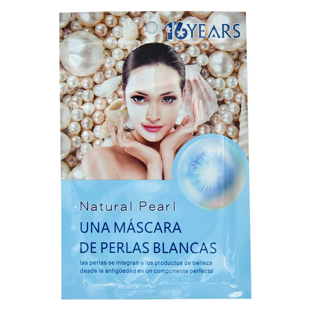 Mascarilla de perlas 16y07