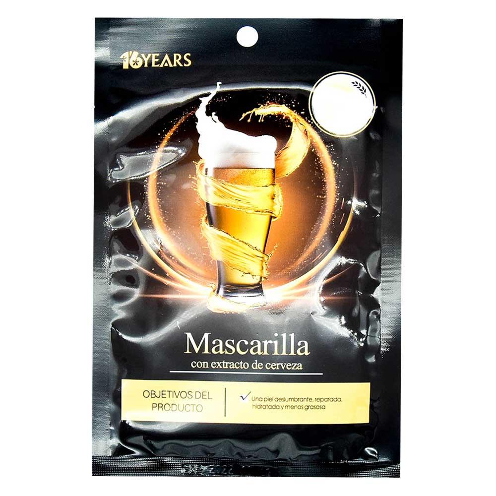 1pz mascarilla de cerveza 16y-10