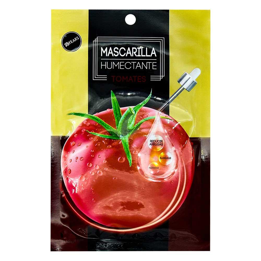 1pz mascarilla de tomate 16y-18