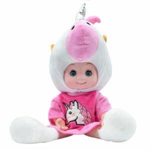 Bebe cabeza de unicornio a18440