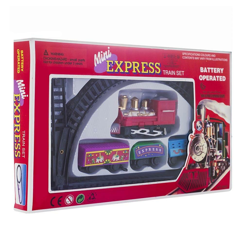 Mini express train set 2001