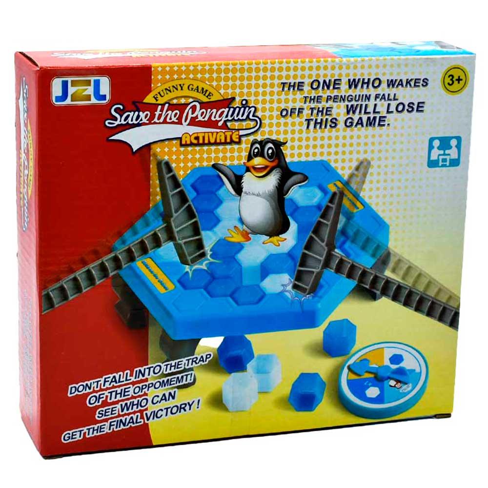 Salva al pingüino 20171