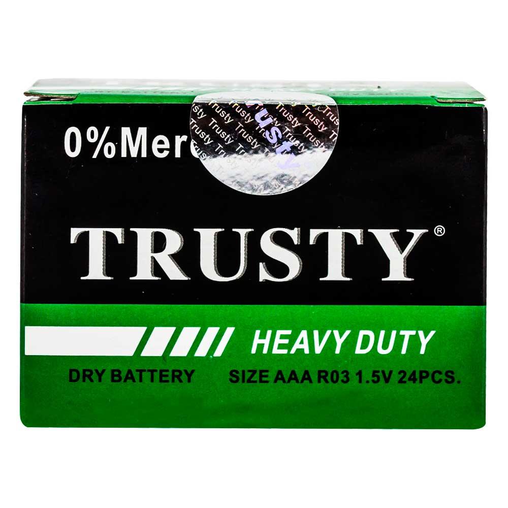Caja pila trusty aaa 24pzas 315