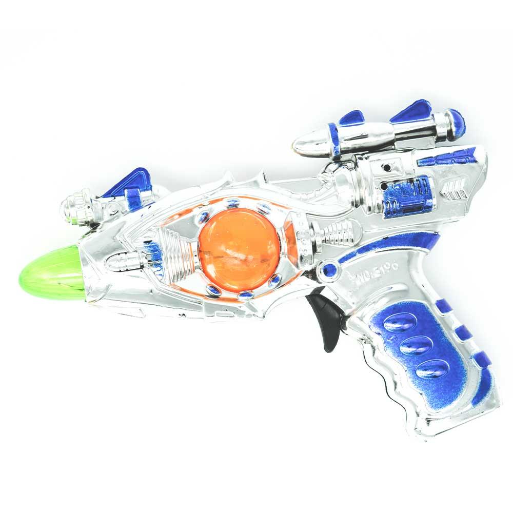 Toys pistola plata 3196-c