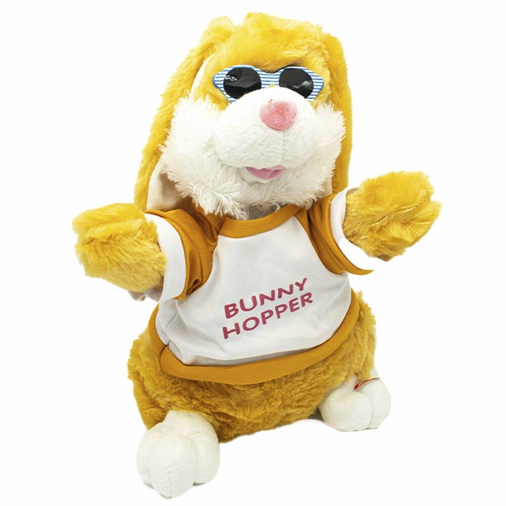 Peluche con movimiento/ bunny hopper 3310
