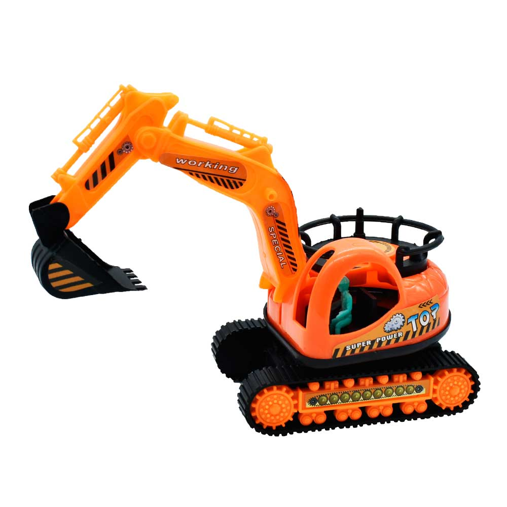Toys top tractor 33688-3