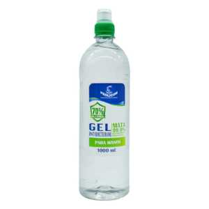Gel antibacterial para manos 1 litro