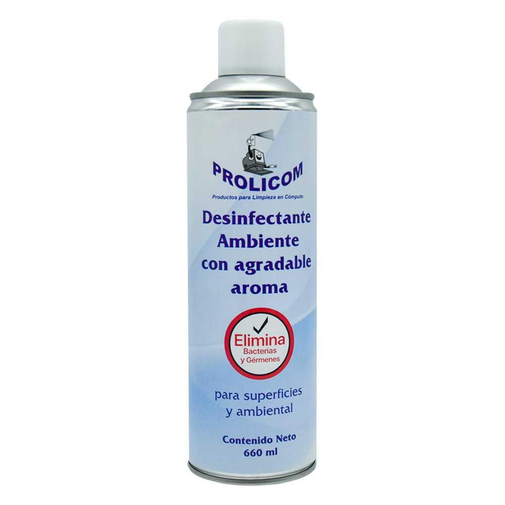 Spray desinfectante con aroma 367738