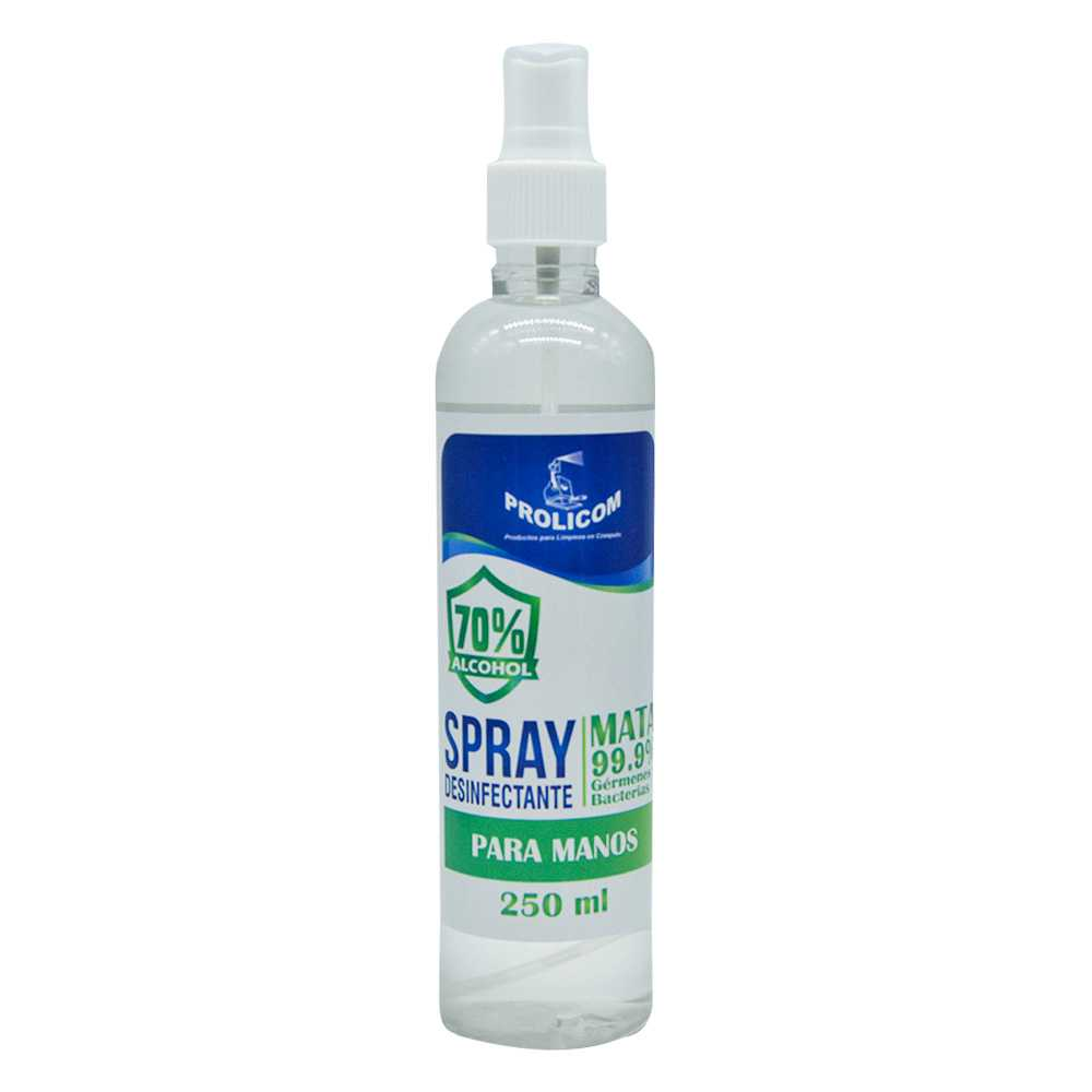 Spray desinfectante 250 ml