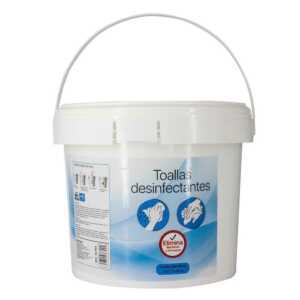 Toallas desinfectantes 300 piezas