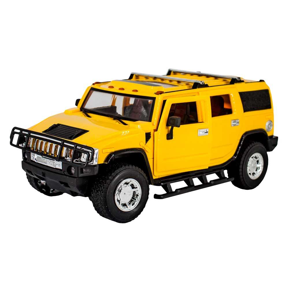 Carro hummer de control remoto / 3688-k25a