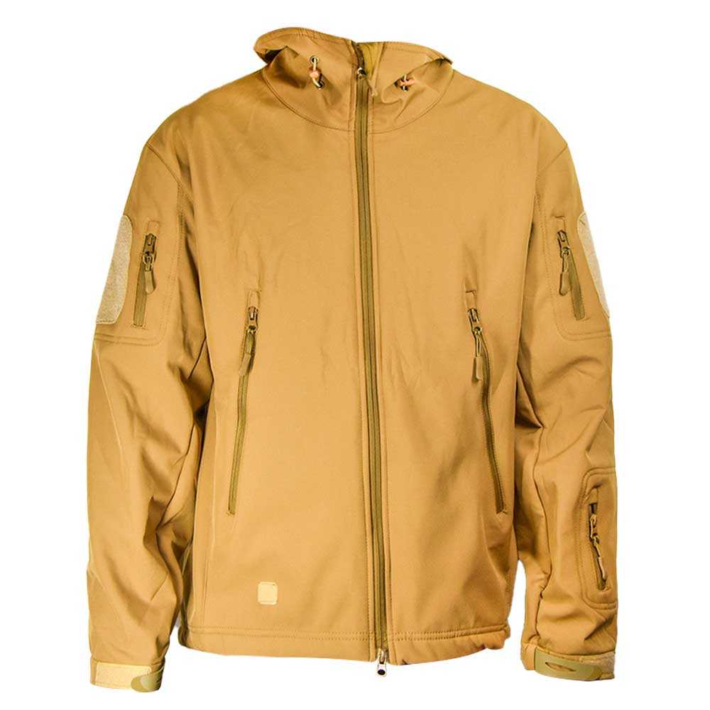 Chamarra tactica impermeable
