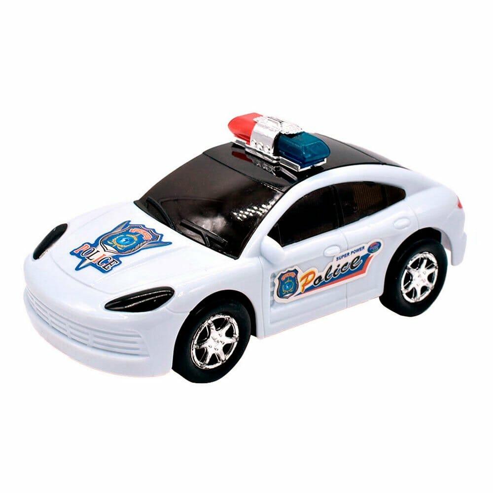 Carro policia 5058