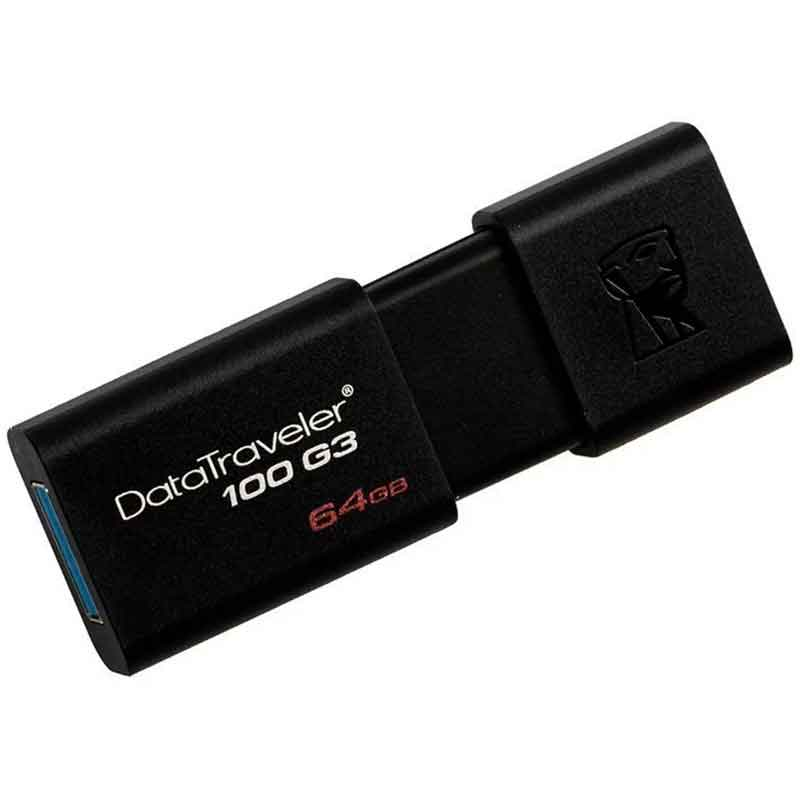 Memoria usb kingston 64 gb dt100g364gb
