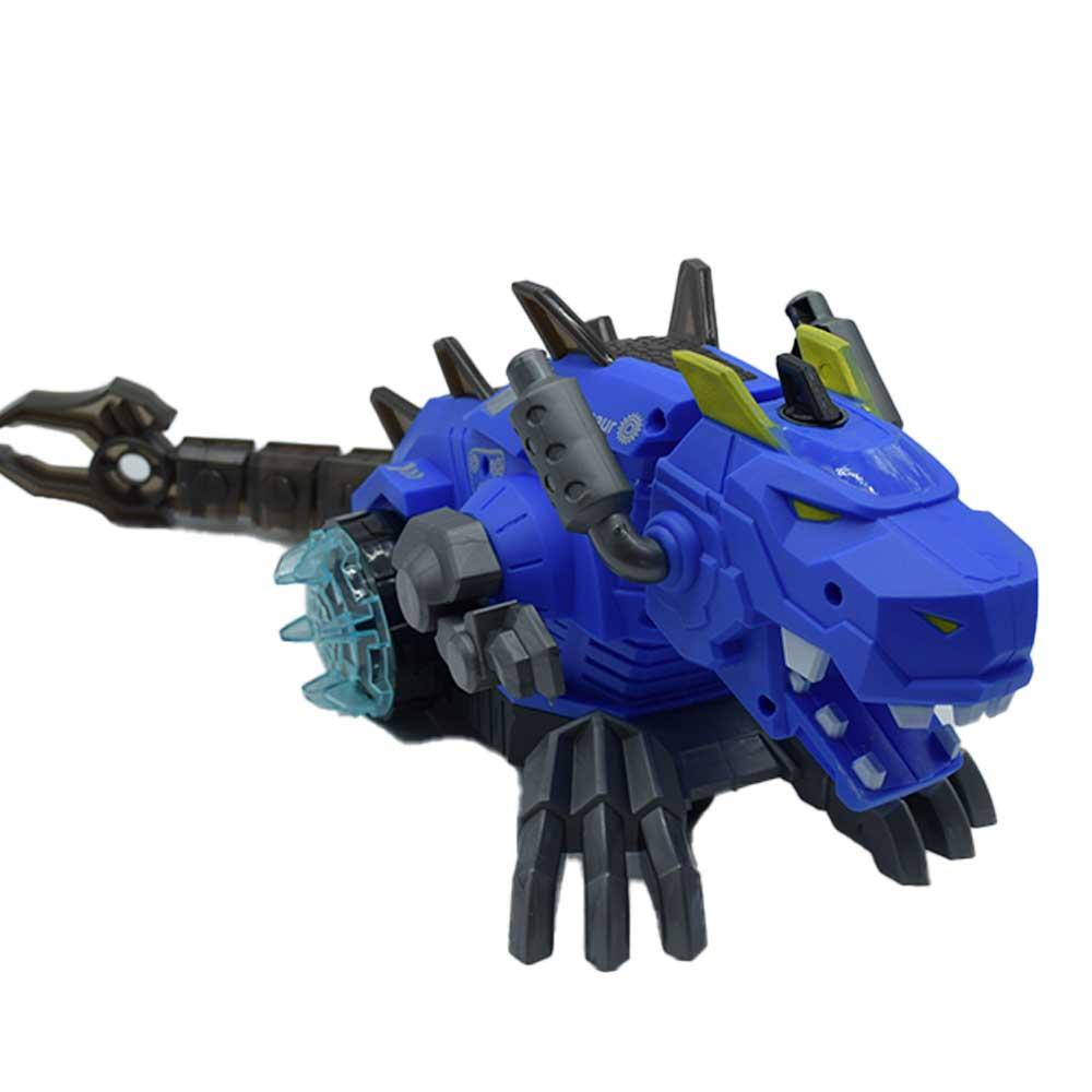 Juguete realistic modeling mechanical dragon zr135