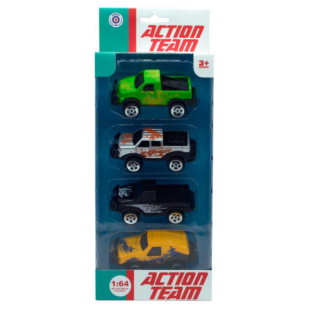 Action team super 6005-4