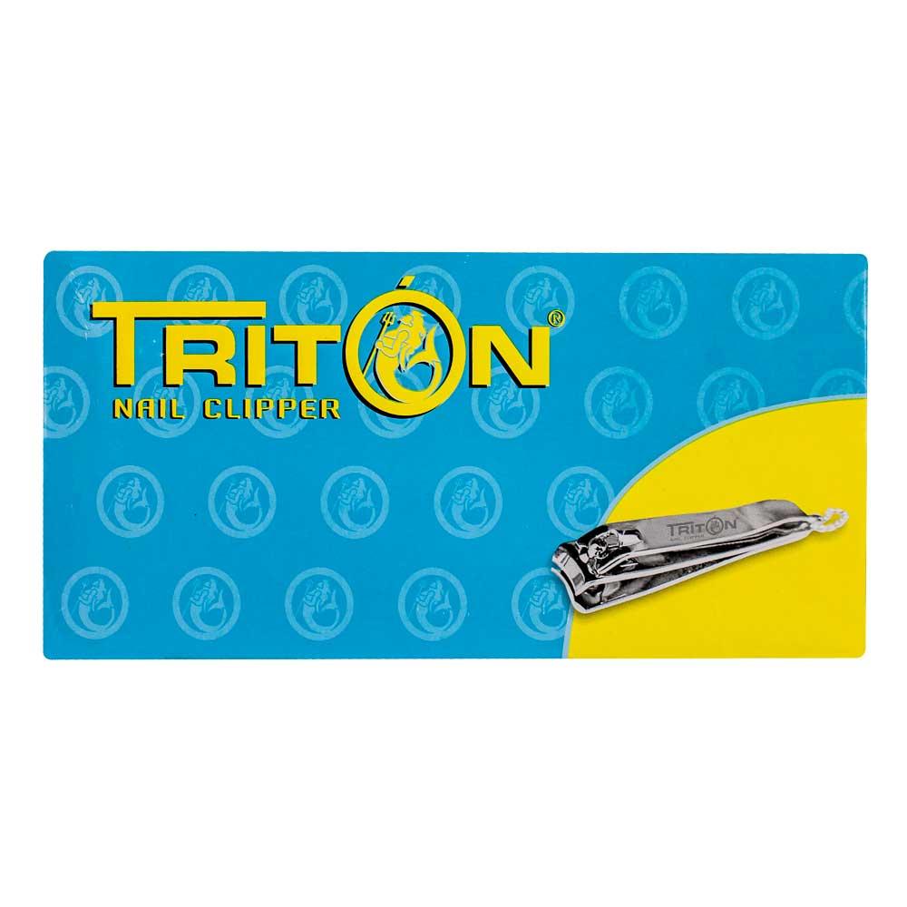 Paquete c/12pz corta uñas tritón grande t2 625