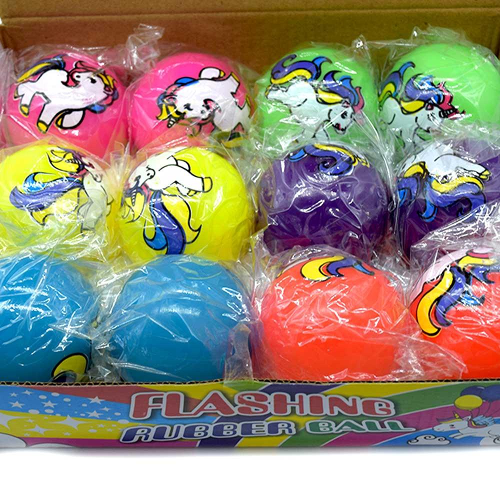 Caja de pelota unicornio 6606