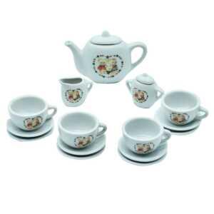 Porcelana tea set gde 6613