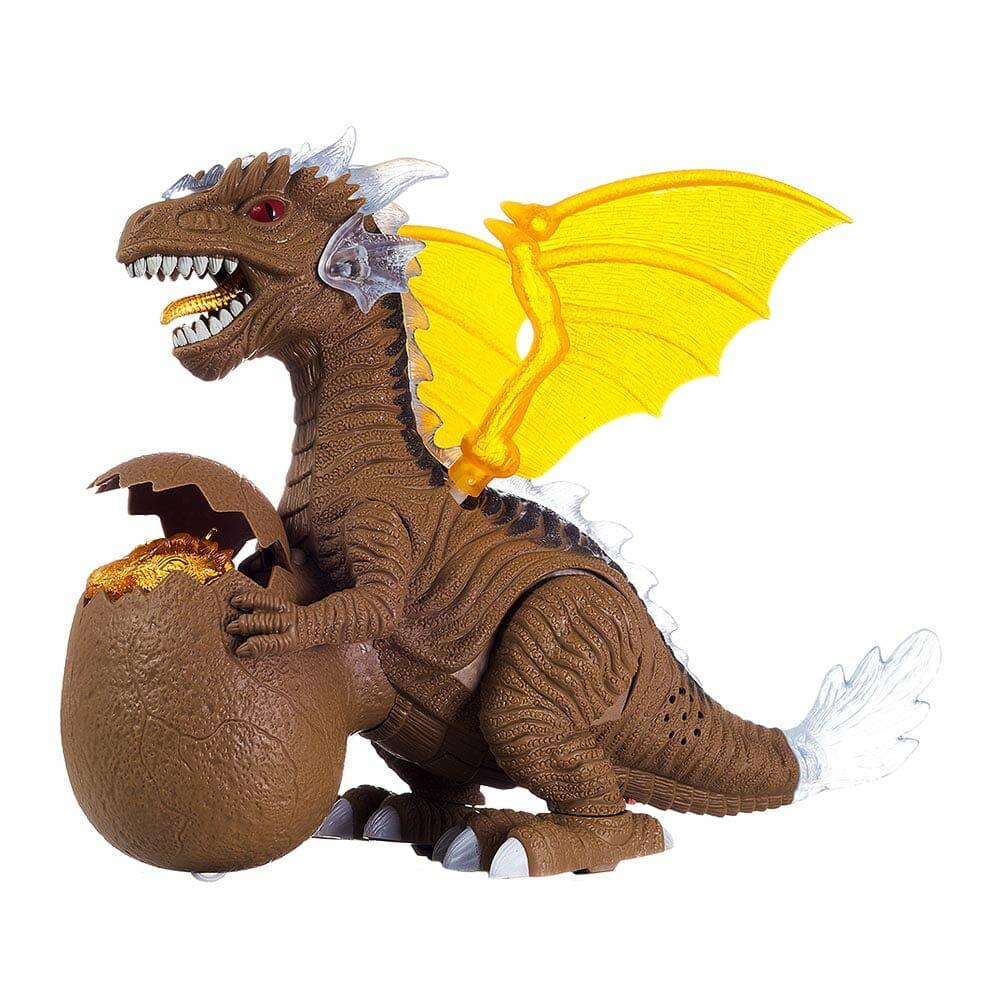 Dinosaur c/bebe 6627b
