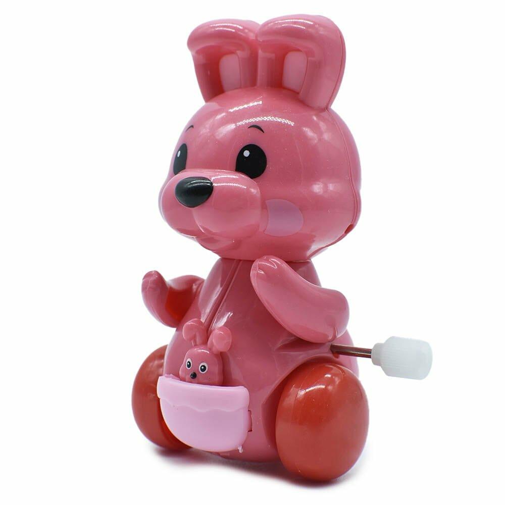 1pz conejo de cuerda 6643