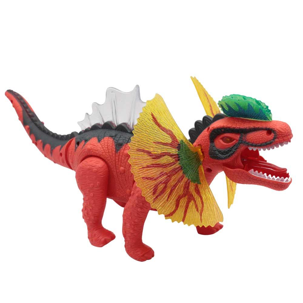 Dinosaurio realistic dinosaur sounds rong kai