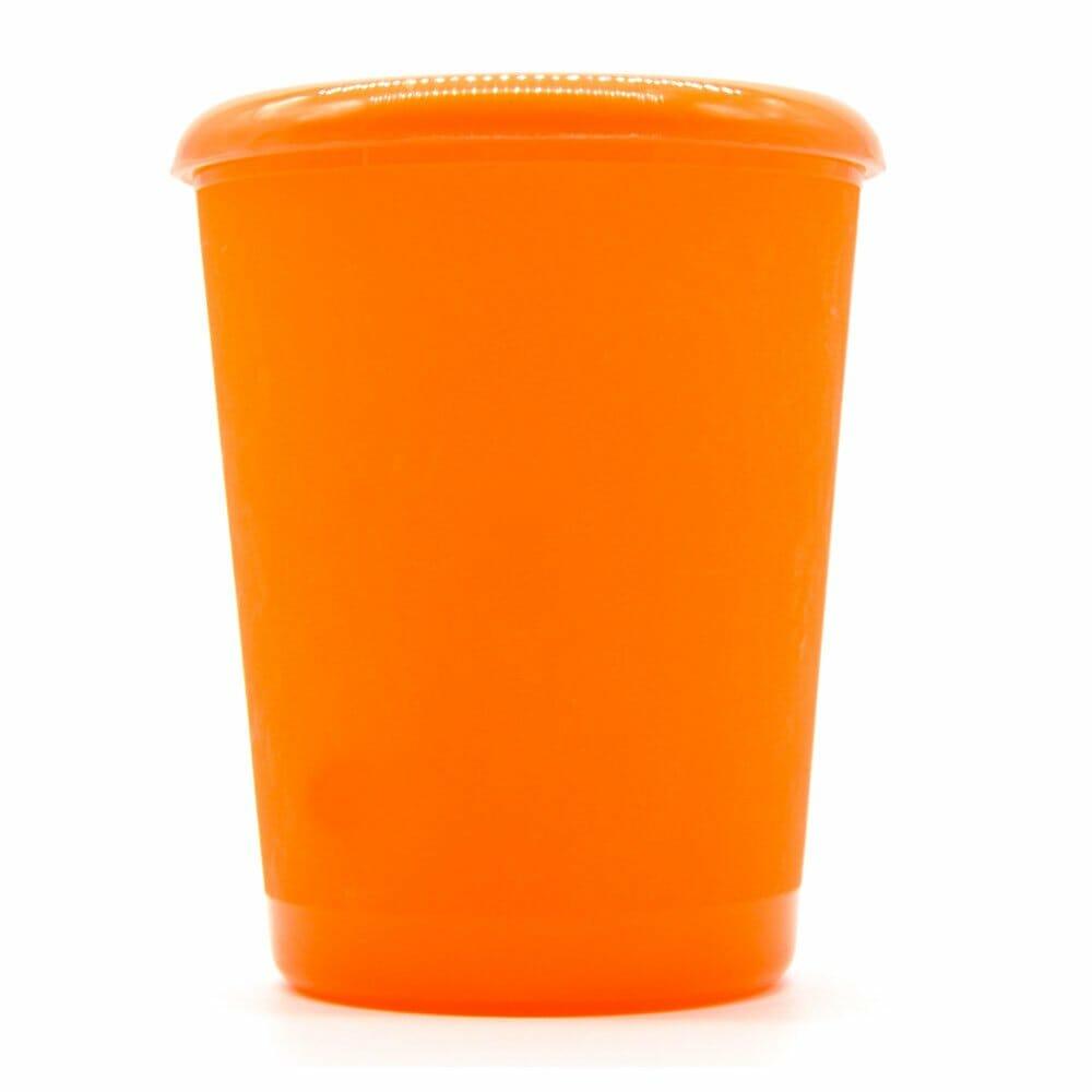 1pz vaso con tapa