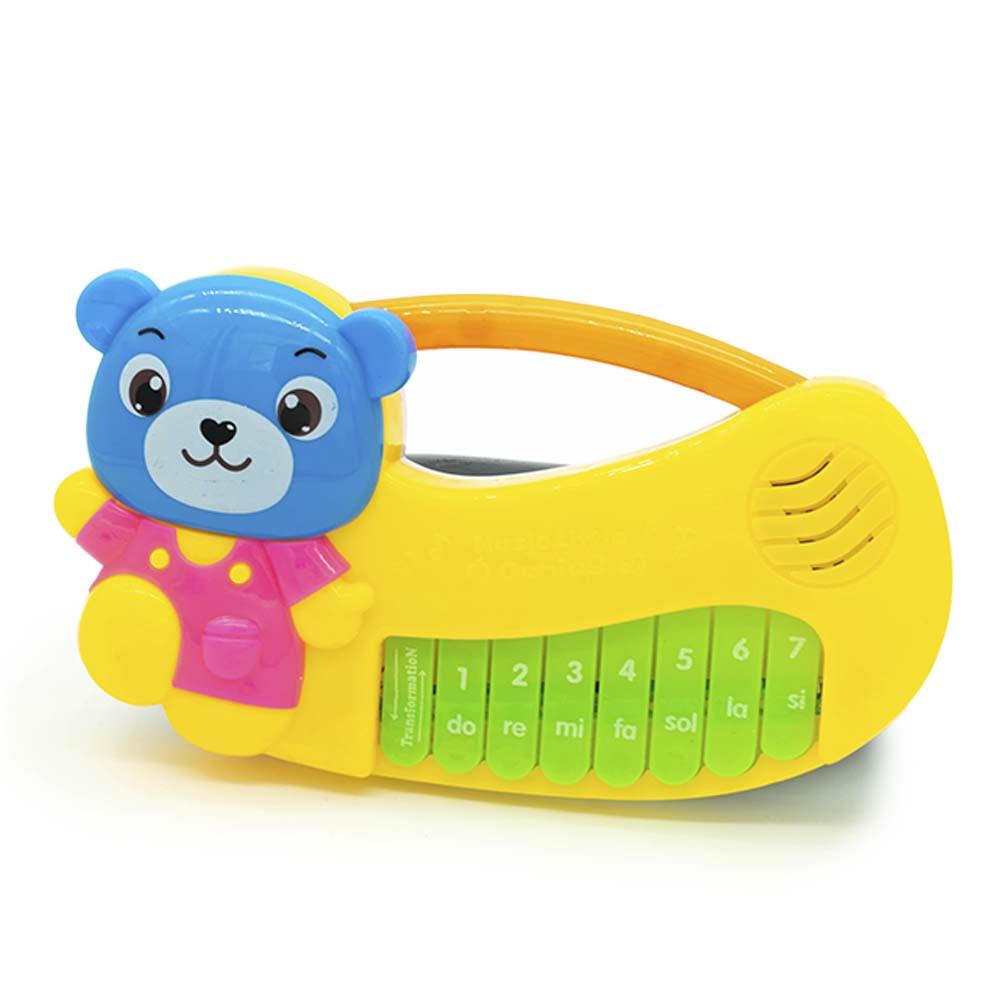 Toys piano oso 773