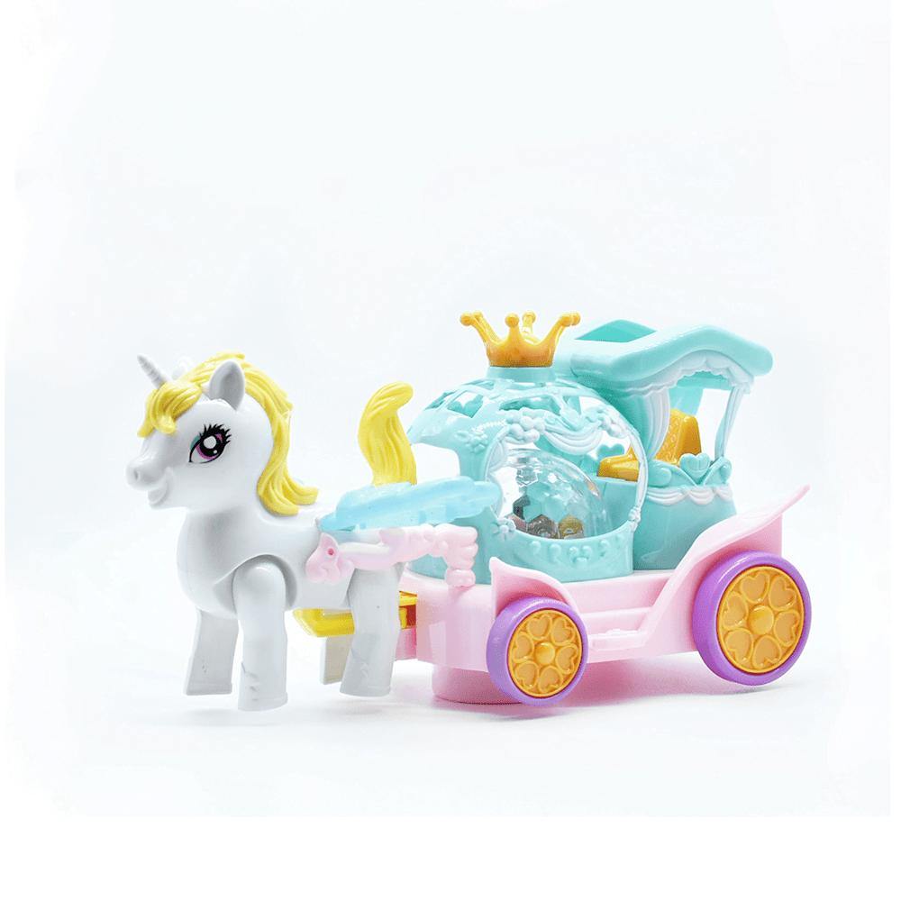 Carriage pony jd193-3a