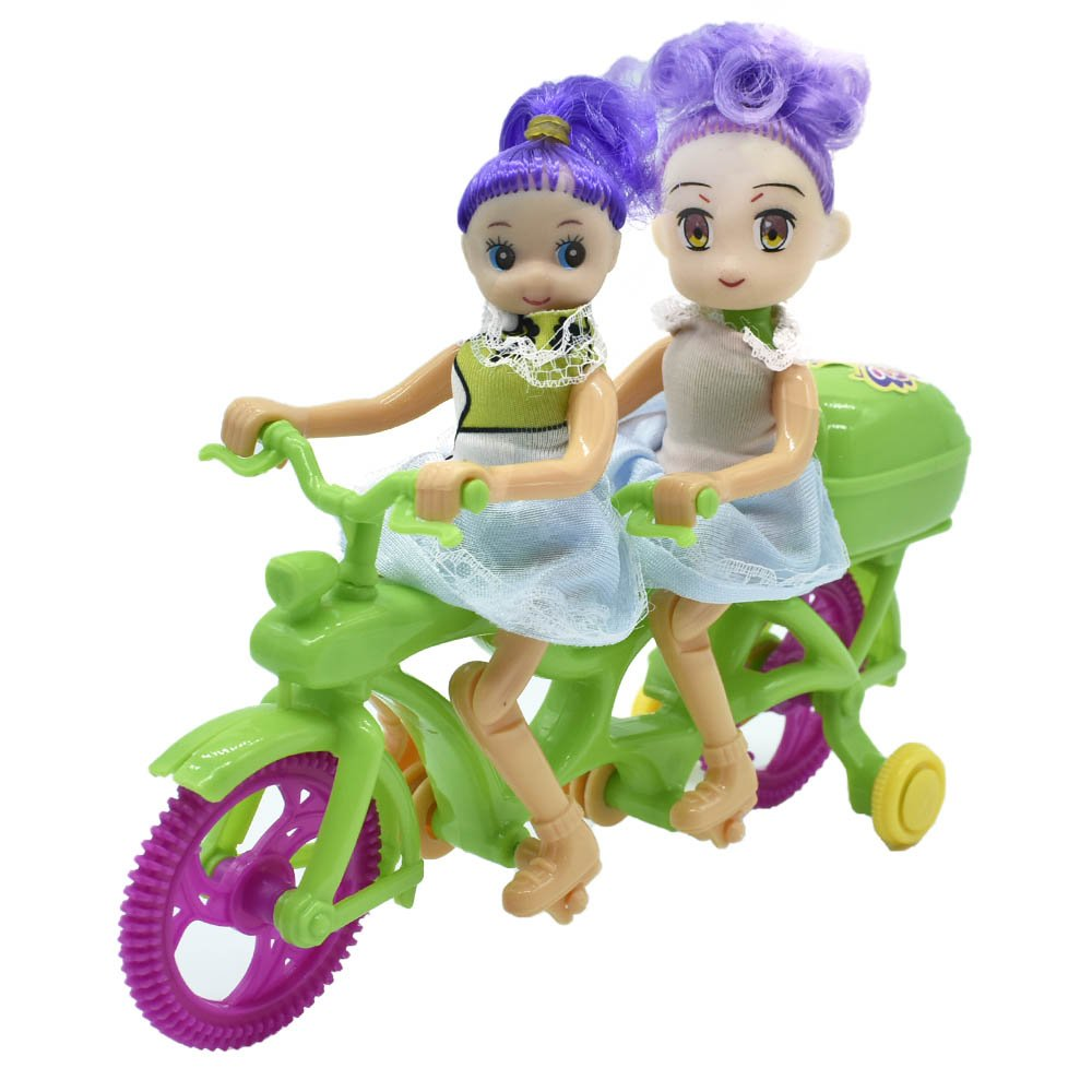 Bicicleta barbie 857-66