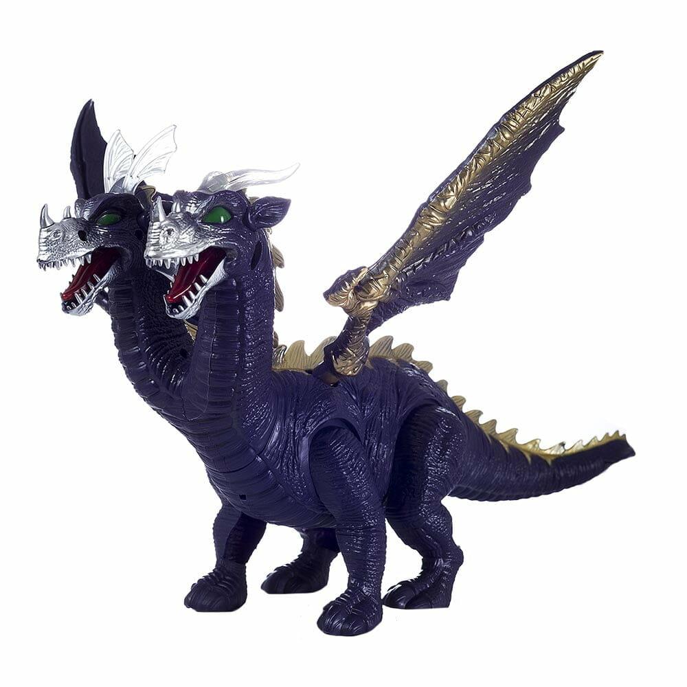 Dinosaur 2 cabezas 861b