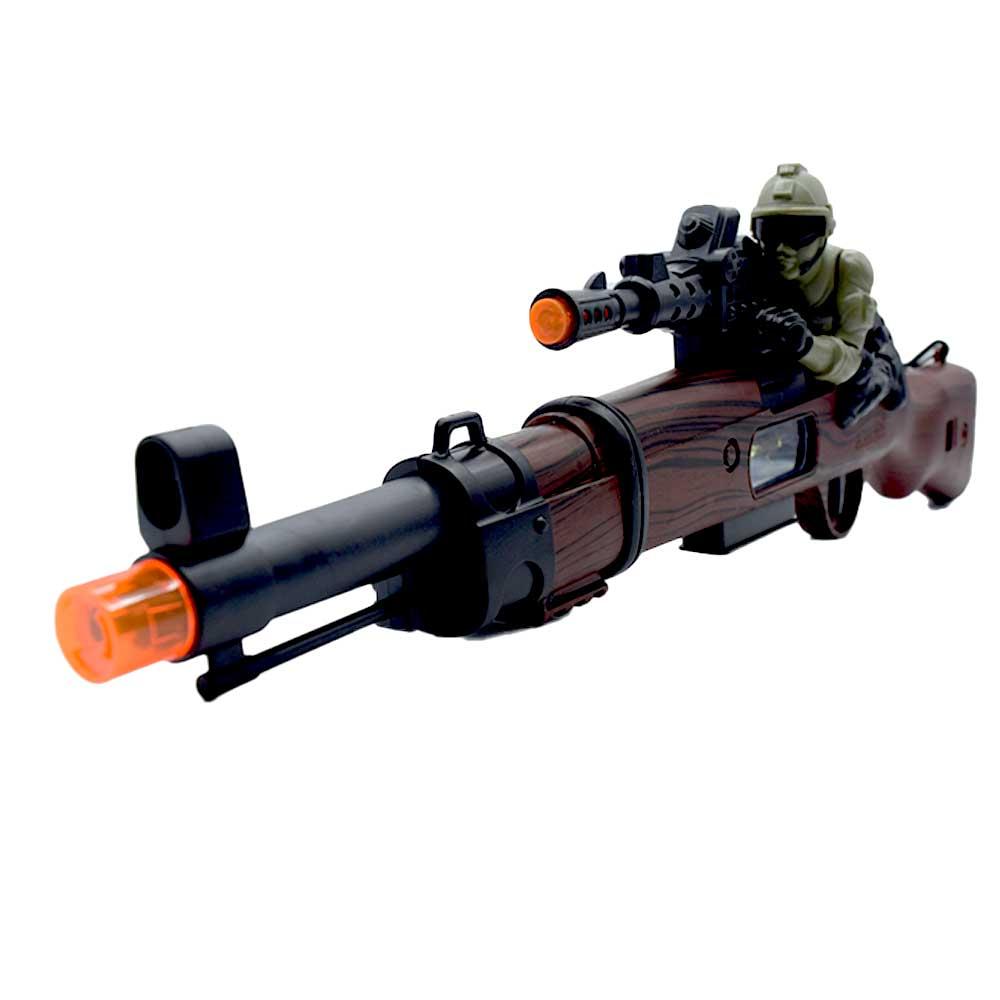 Toys escopeta hombre 8695