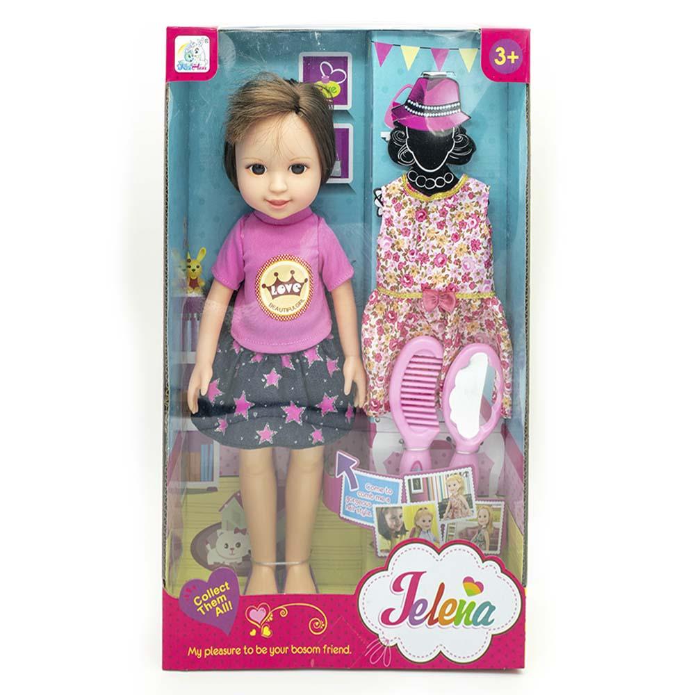 Muñeca con accesorios 89006
