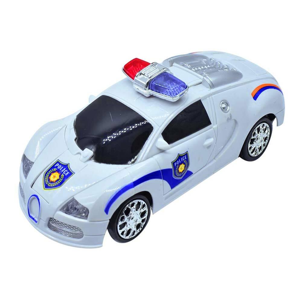 Patrilla de policia transformer 8990