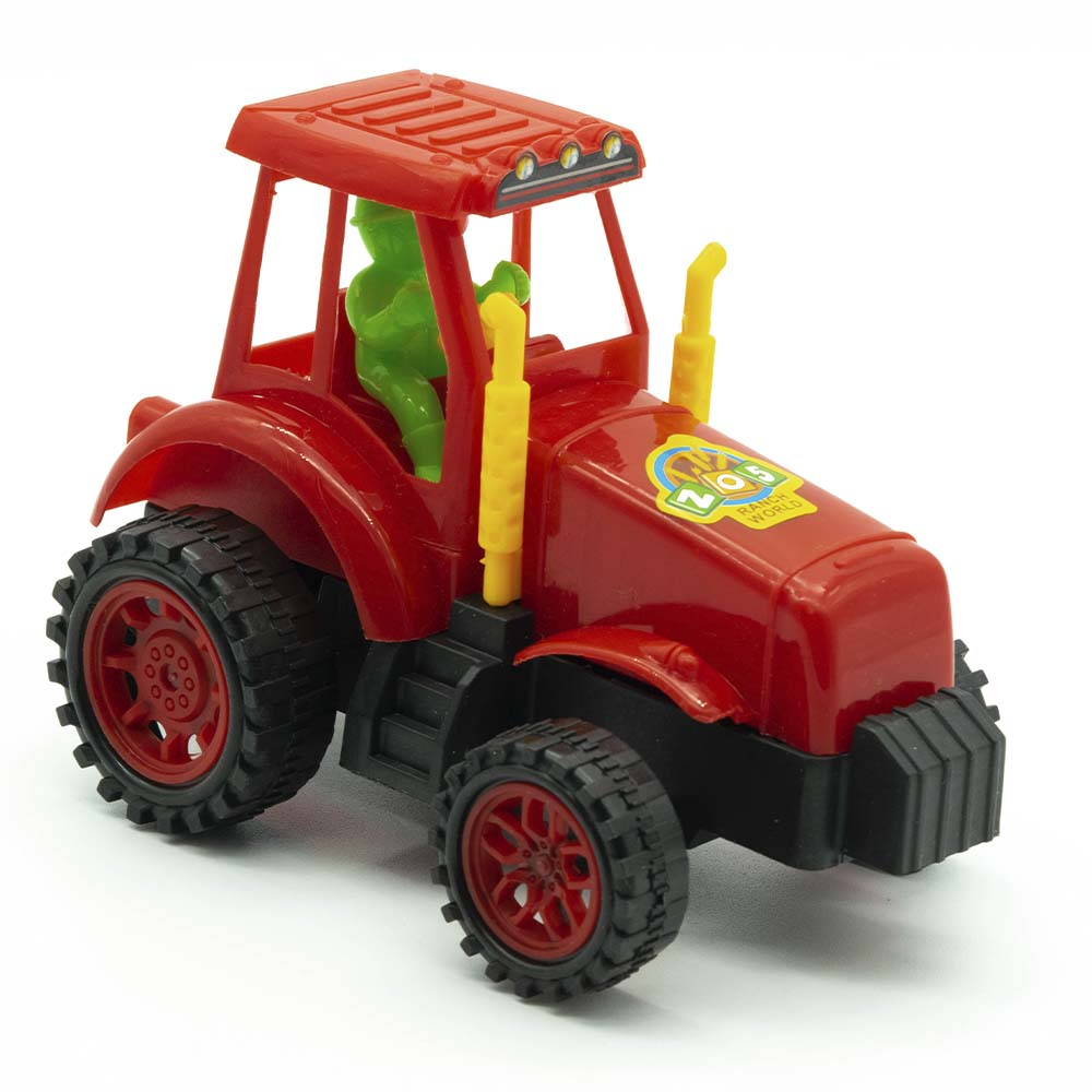 Toys tractor 909