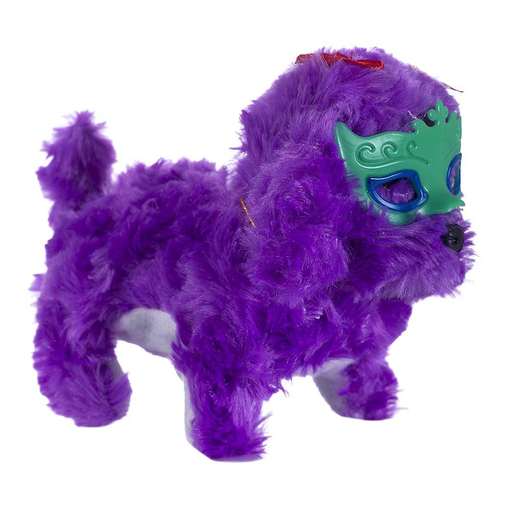 Perro con antifaz 9912
