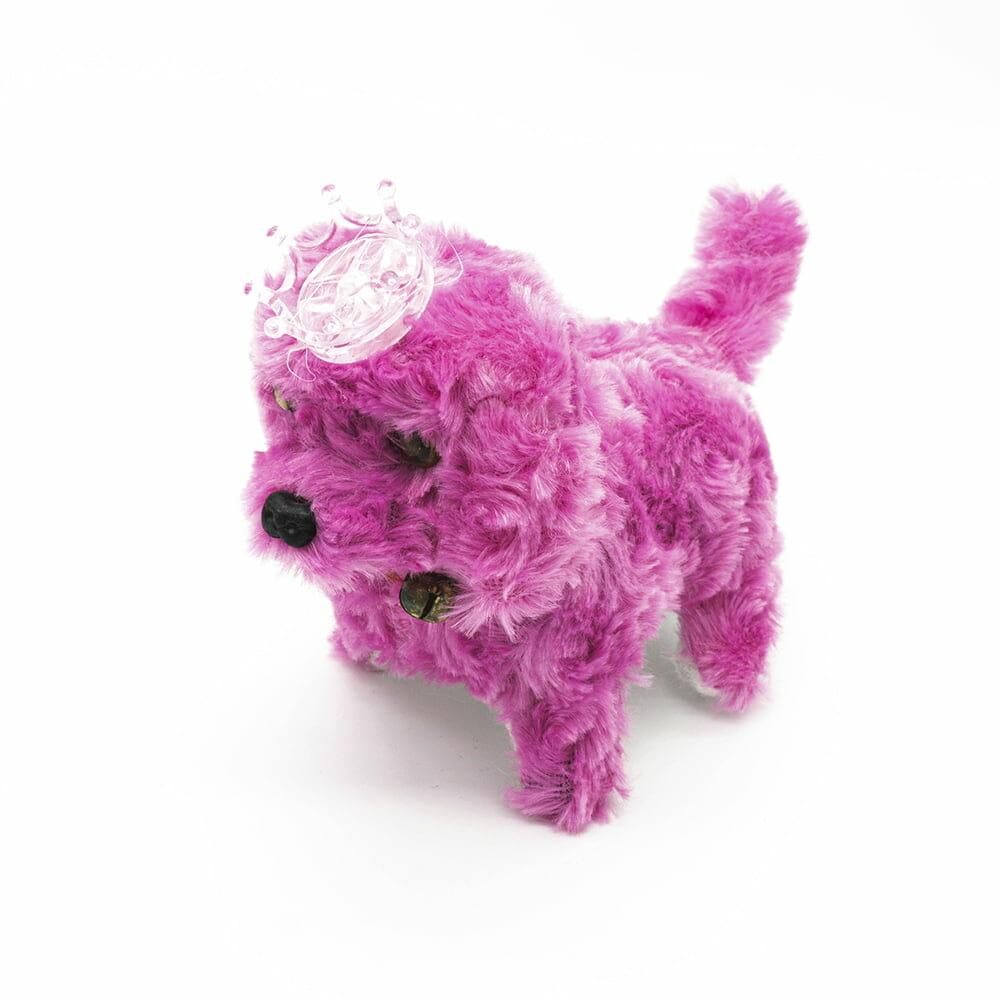 Perro con corona 9913-2