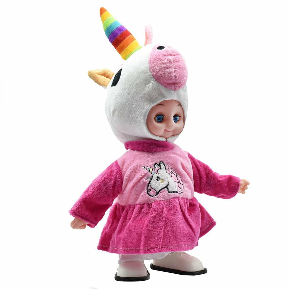 Bebe vestido unicornio 9932-2