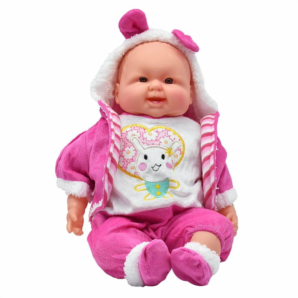 Bebe pijama orejitas 9936