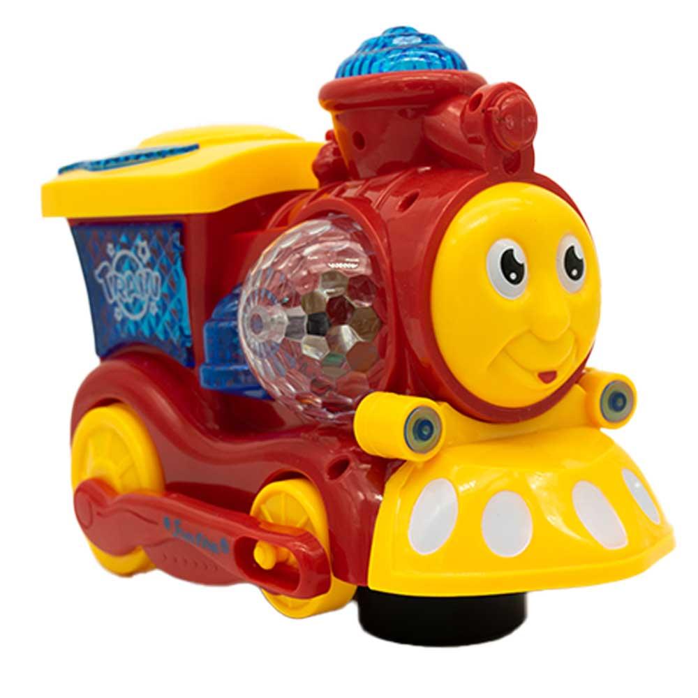Train cartoon 999-1