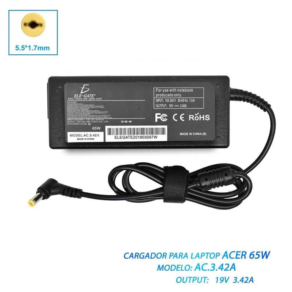 Cargador para laptop ac342