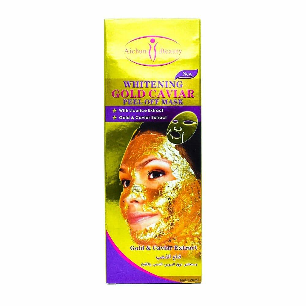 Mascarilla oro efecto piel apagada ac203-1