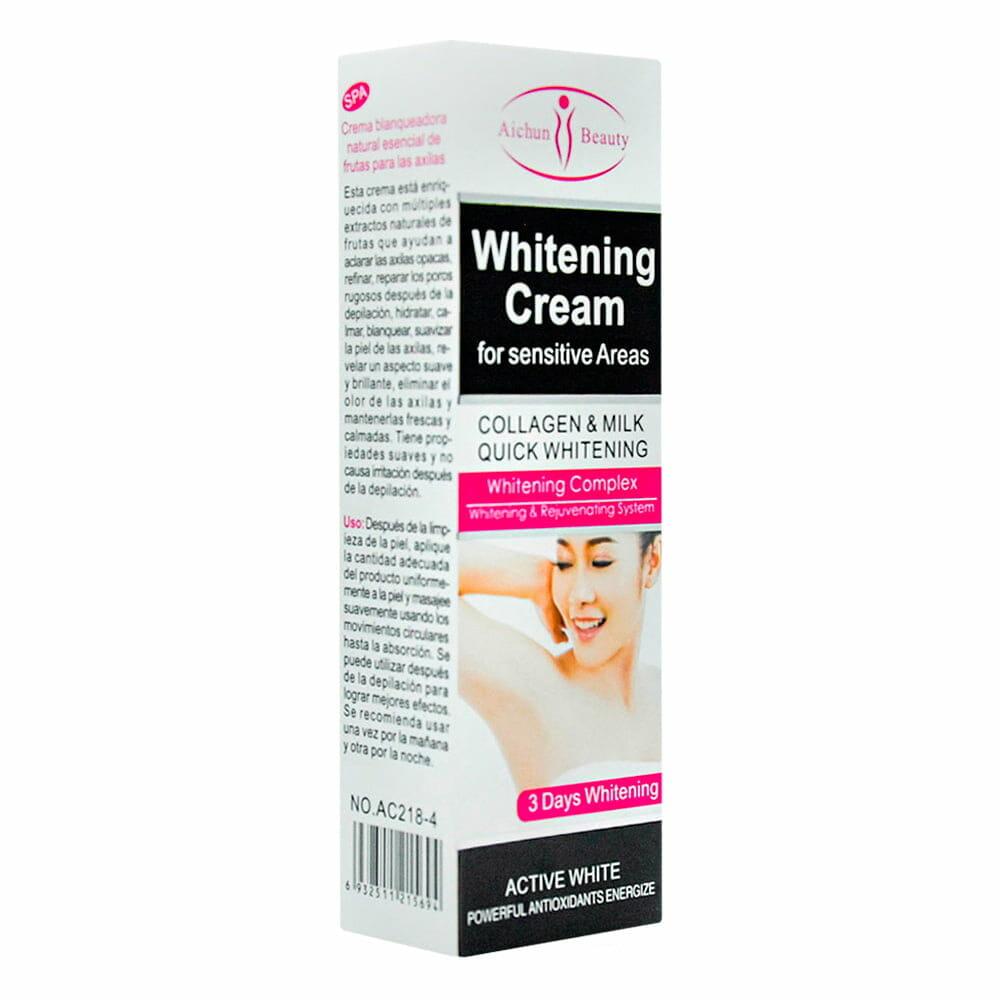 Crema blanqueadora ac218-4