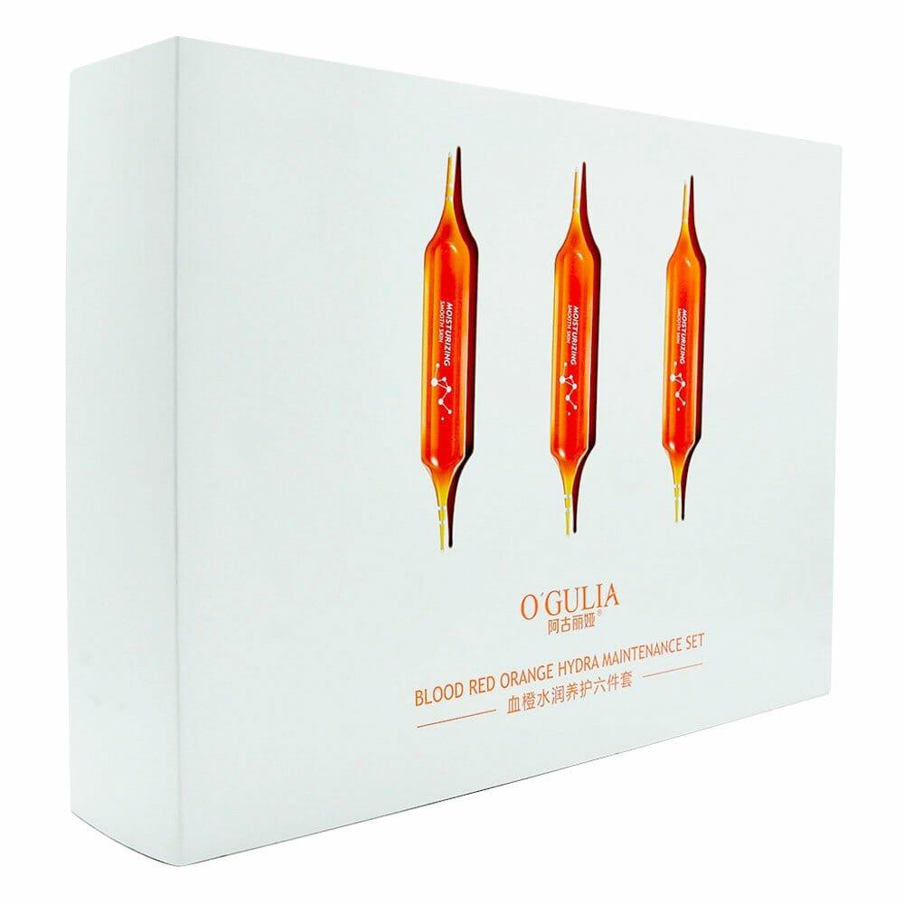 Kit de esencia hidratante de naranja agly65162