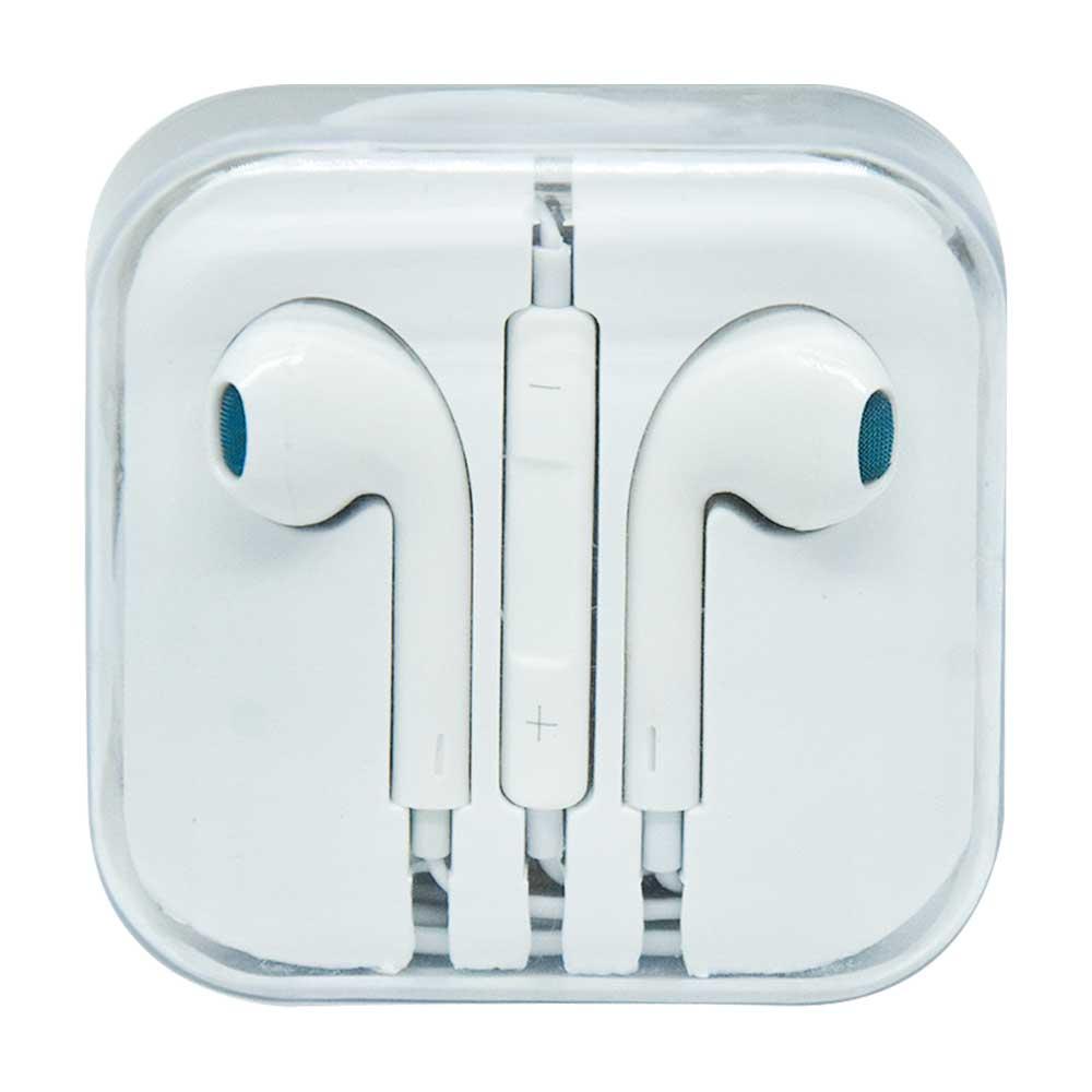 Audifonos manos libres earpods entrada auxiliar ap-a031
